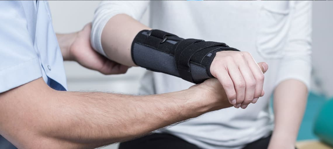 Physiotherapy For A Broken Wrist